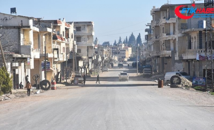 YPG/PKK Afrin'de sivilleri hedef aldı: 2 ölü, 8 yaralı