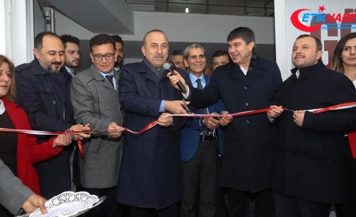 Dışişleri Bakanı Çavuşoğlu: Bizim yaptığımız tüketiciyi ve çiftçiyi korumak
