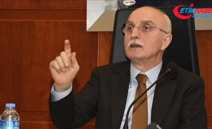 İçişleri Bakan Yardımcısı Tayyip Sabri Erdil: Terör örgütüne katılım bir sayısında kaldı