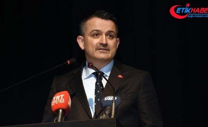 Tarım ve Orman Bakanı Pakdemirli: 2022 yılında hayvan ihraç eden ülke sınıfına gireceğiz