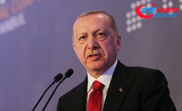 Cumhurbaşkanı Erdoğan: Golan Tepeleri'nin işgalinin meşrulaştırılmasına izin verilemez