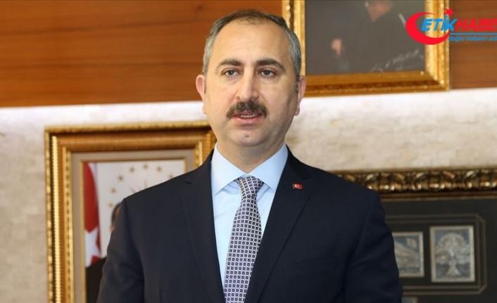 Adalet Bakanı Gül: Yargı Reformu Strateji Belgesi 30 Mayıs'ta açıklanacak
