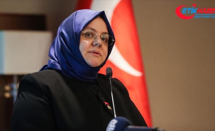 Aile, Çalışma ve Sosyal Hizmetler Bakanı Selçuk: Eczacılarımıza 230 milyon lira iyileştirme sağladık