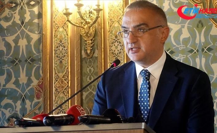 Bakan Ersoy'dan 'Uluslararası Müzeler Günü' mesajı