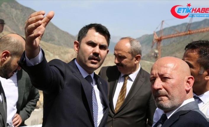 Çevre ve Şehircilik Bakanı Kurum: Şehir merkezini üç noktaya taşıyoruz