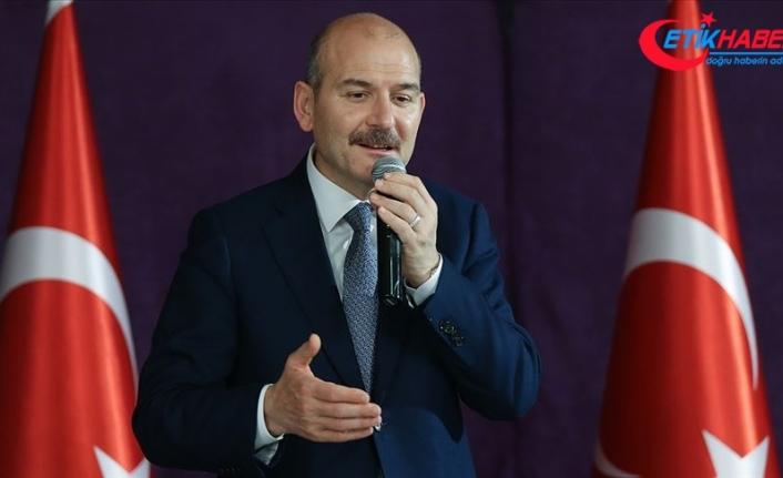 İçişleri Bakanı Soylu: İstanbul'dan aldıkları gücü başkalarına ciro edecekler