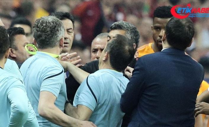 PFDK, Galatasaray-Medipol Başakşehir maçını incelemeye devam edecek