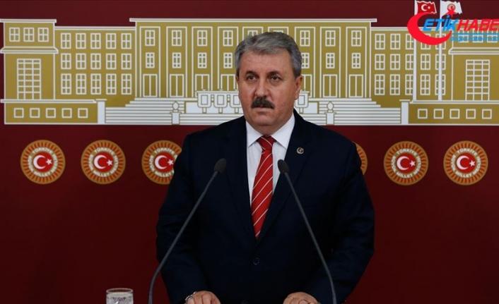 BBP Genel Başkanı Destici: Seçim sonuçlarının nedenleri iyi analiz edilmeli
