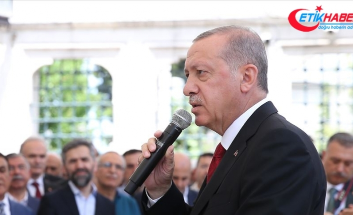 Cumhurbaşkanı Erdoğan: Bunun normal bir ölüm olduğuna inancım yok