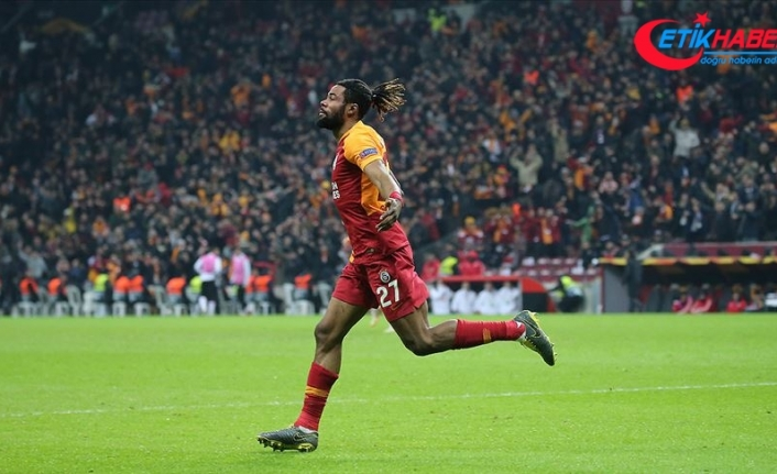 Galatasaray'da Luyindama sezonu kapattı