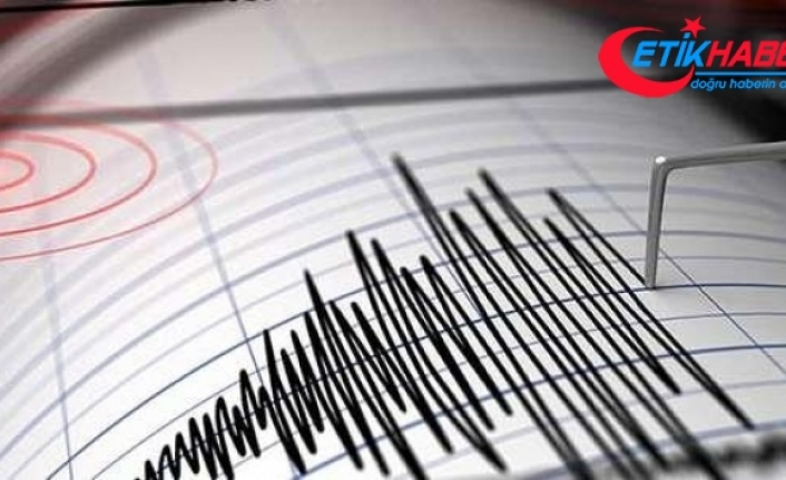 Kıbrıs'ta 4.2 şiddetinde deprem