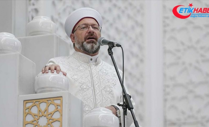 'Dinimizde kadının canı, onuru ve hakları dokunulmazdır'