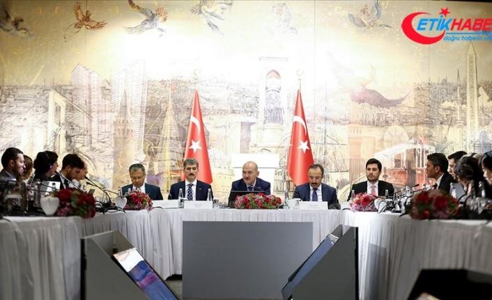 İçişleri Bakanı Soylu: Türkiye'nin göç politikasının ana ekseninde değişiklik yok