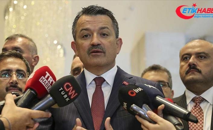 Tarım ve Orman Bakanı Pakdemirli: Bu uçaklar emniyetli olarak addedilmiyor