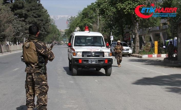 Afganistan Cumhurbaşkanı Gani'nin mitinginde intihar saldırısı: 26 ölü