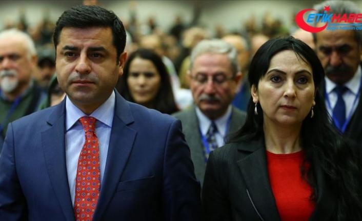 Demirtaş ve Yüksekdağ hakkında tutuklama talebi