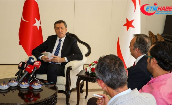 'Kıbrıs, bizim için bir milli dava'