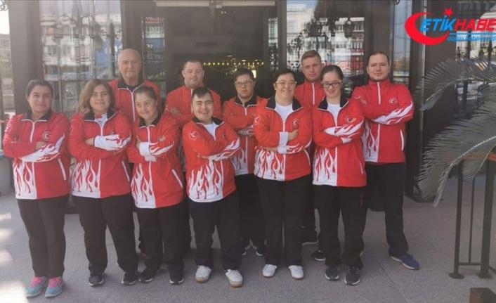 Down sendromluların 'Dünya Spor Oyunları' heyecanı