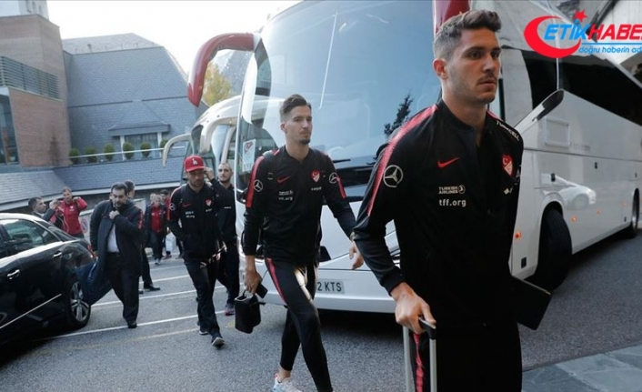 A Milli Futbol Takımı Andorra'da