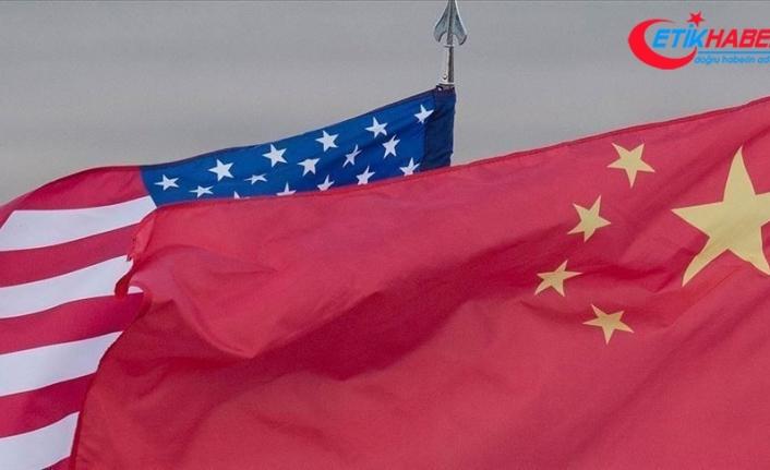"""Çin'den """"ABD ile ticaret savaşından korkmuyoruz"""" açıklaması"""