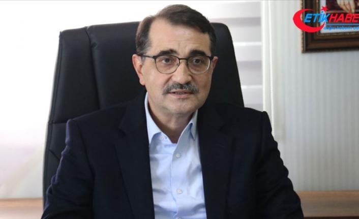 Enerji ve Tabii Kaynaklar Bakanı Dönmez: Ada'nın enerji ihtiyacı ile ilgili çalışmalar devam ediyor