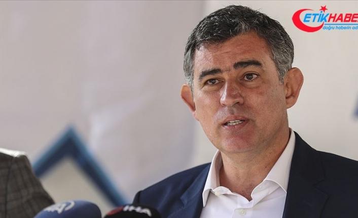 Metin Feyzioğlu: Biz parti siyaseti yapmıyoruz, yapmadık, yapmayacağız