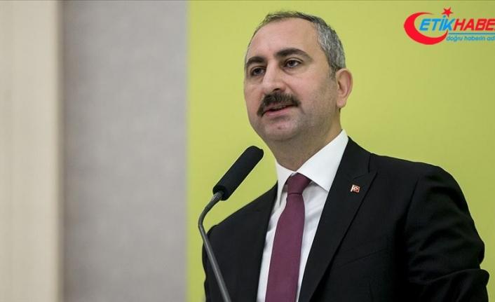 Adalet Bakanı Gül: ABD Senatosu'nun kararı yok hükmündedir