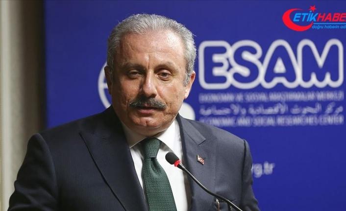 TBMM Başkanı Şentop parlamenter sisteme dönülmesi tartışmalarını değerlendirdi