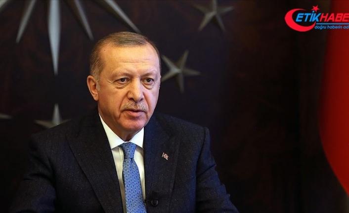 Cumhurbaşkanı Erdoğan maske ve kolonya dağıtımı yapılan 65 yaş ve üstü vatandaşlara hitaben mektup kaleme aldı