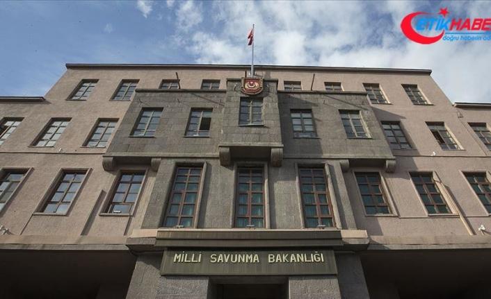 MSB: Barış Pınarı Harekatı bölgesinde 41 mayın imha edildi