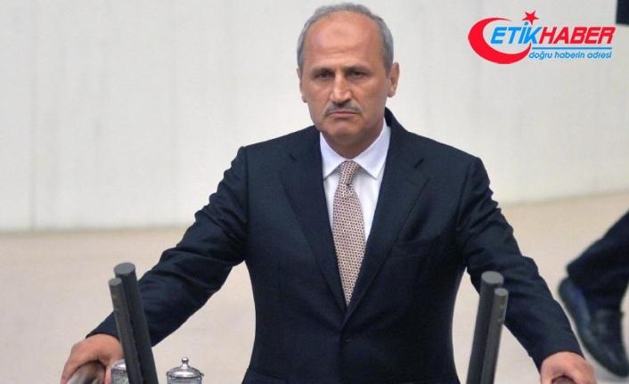 Ulaştırma Bakanı Mehmet Cahit Turhan görevden alındı