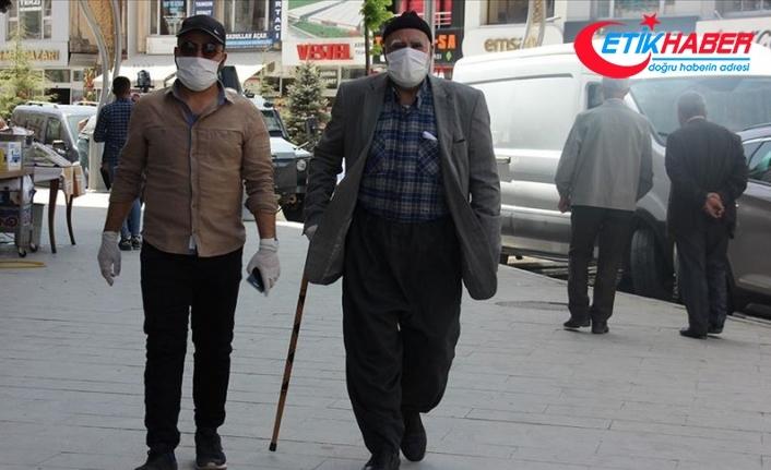 Hakkari'de maske takma zorunluluğu getirildi