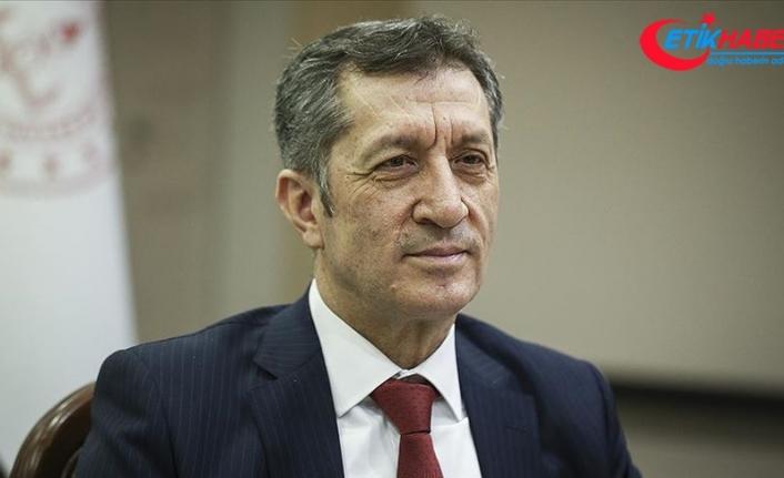 Milli Eğitim Bakanı Selçuk: 31 Ağustos'ta okullarımızın kapılarını açacak şekilde tedbirlerimizi alıyoruz