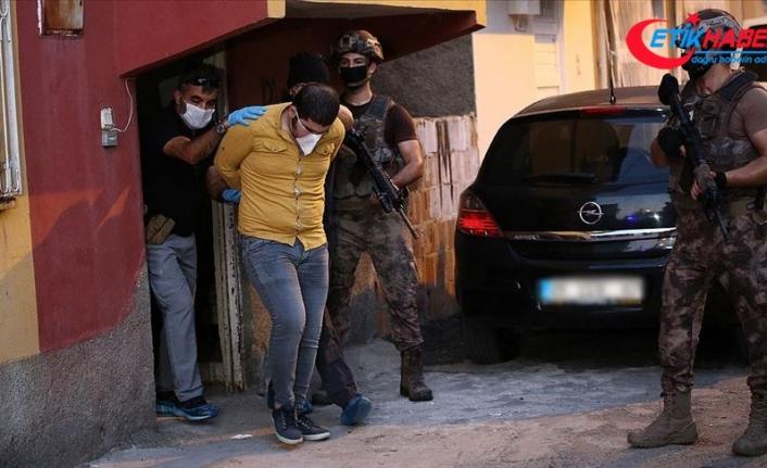 Adana'da PKK/KCK operasyonunda 13 şüpheli gözaltına alındı