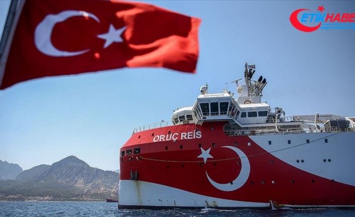 Dışişleri Bakanlığı Sözcüsü Aksoy'dan Yunanistan'ın 'Oruç Reis' açıklamasına tepki