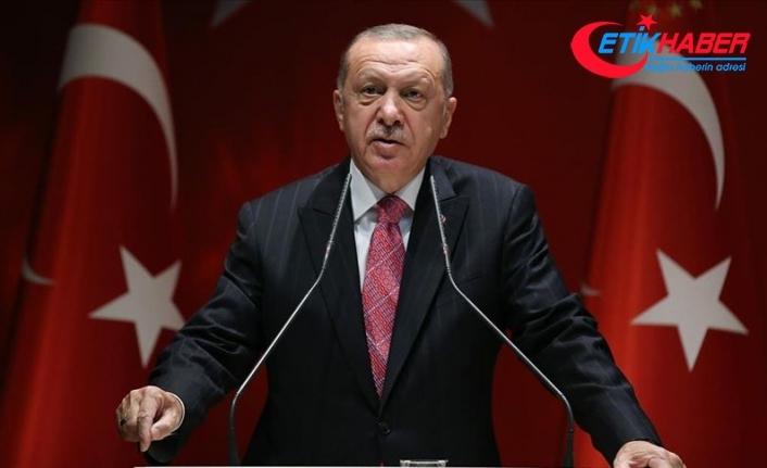 Erdoğan: Doğu Akdeniz'de çözümün yolu, diyalog ve müzakeredir