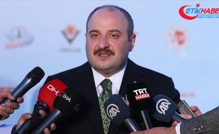 Sanayi ve Teknoloji Bakanı Varank: TEKNOFEST'e ilgi her sene katlanarak artıyor