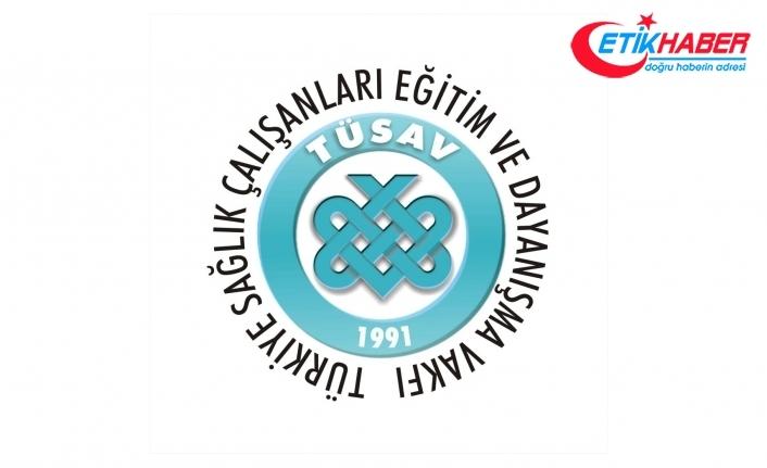 TÜSAV: TTB yönetimi dün de bugün de biz Türk hekimlerini temsil etmemektedir