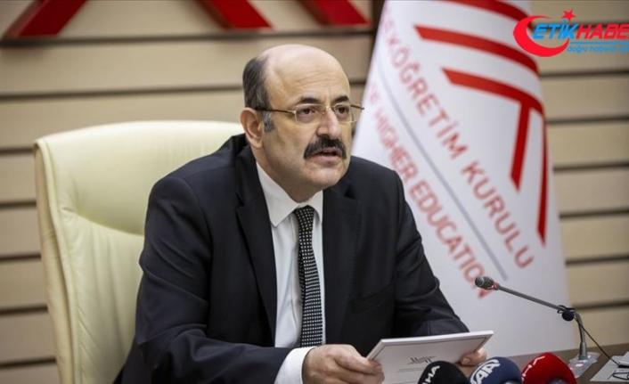 """ÖSYM Başkanı Aygün: """"2020-ALES/2 sonuçları açıklanmıştır"""""""