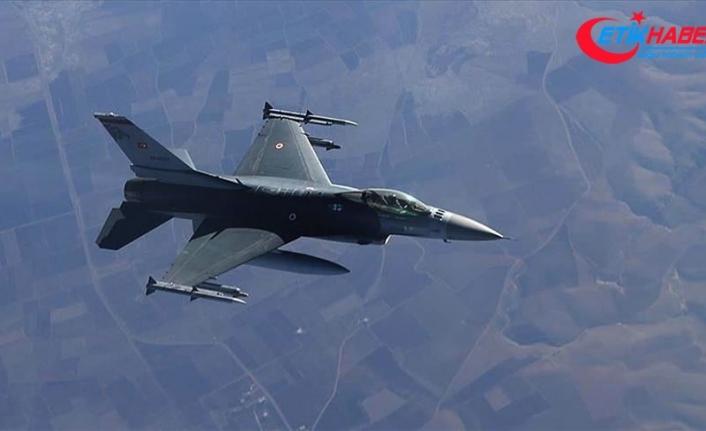 Irak'ın kuzeyinde 4 PKK'lı terörist hava harekatıyla etkisiz hale getirildi