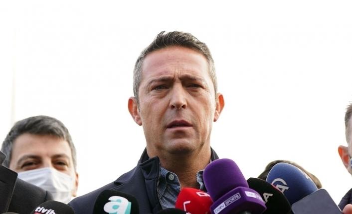 Ali Koç'tan Hazard iddialarına net yanıt: Böyle bir şeyin olmadığını söyleyebilirim