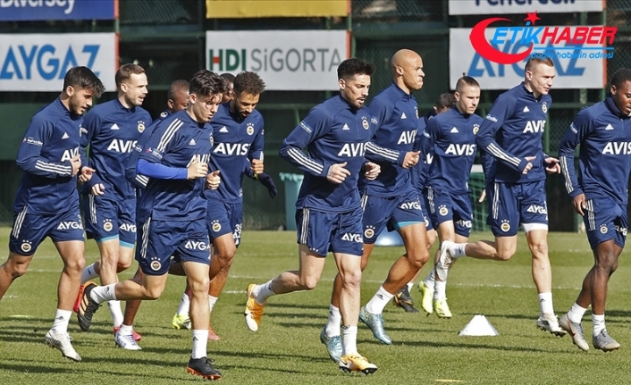 Fenerbahçe Trabzonspor karşılaşmasına hazır