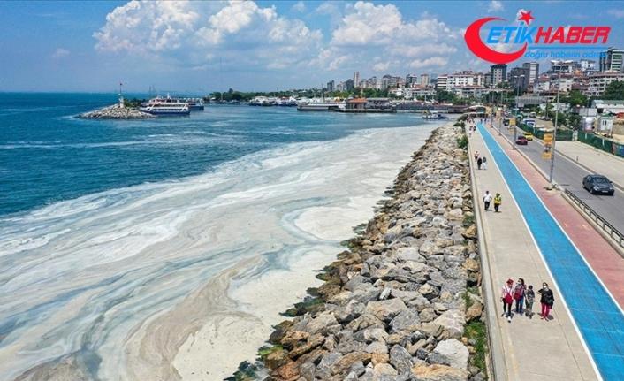 Müsilajın Ege Denizi'nde yoğunlaşması beklenmiyor