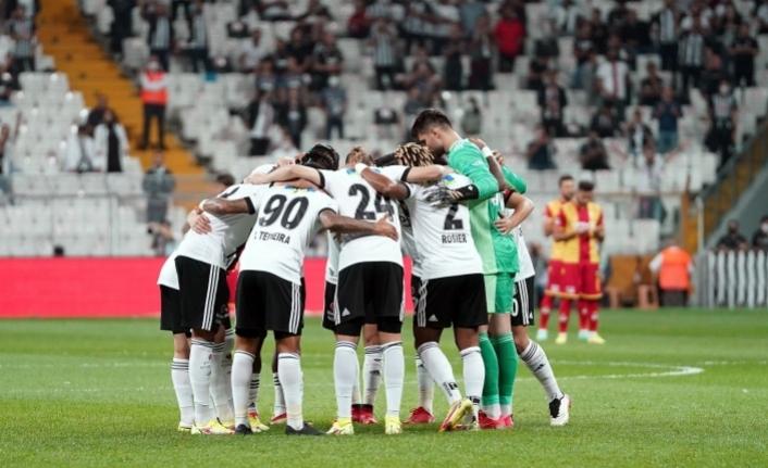Beşiktaş, Ajax deplasmanında