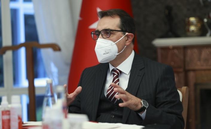 Keşfedilen doğalgaz rezervi 2027 yılında Türkiye'nin yıllık iç ihtiyacının üçte birini karşılar hale gelecek