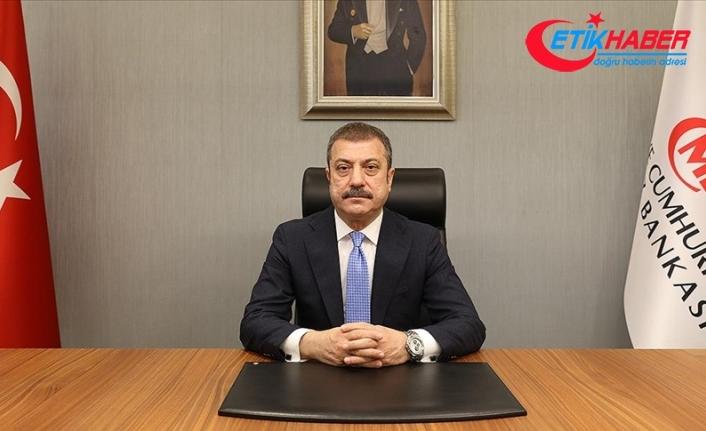 TCMB Başkanı Kavcıoğlu: İstihdam piyasası salgın dönemi etkilerini büyük ölçüde atlattı