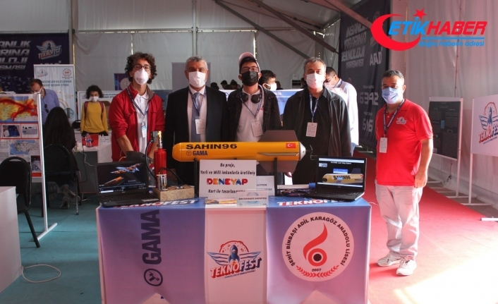 TEKNOFEST2021'de Büyük Ödül Osmaniye'nin