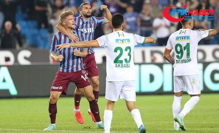 Trabzonspor'da beraberlik serisi