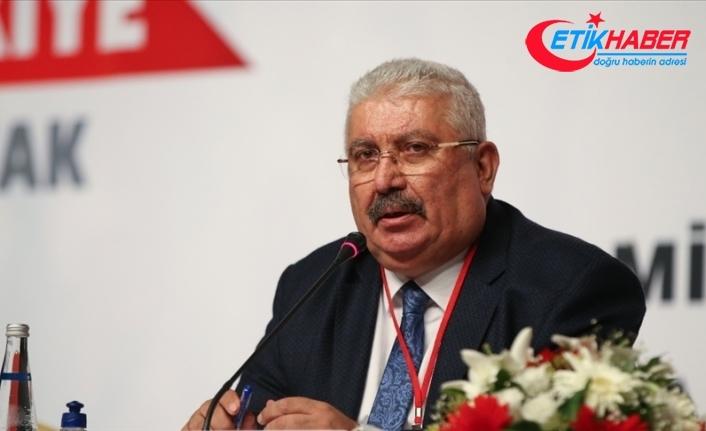 MHP'li Yalçın: Trakya'dan yakacağımız azim ve kararlılık meşalesi bütün yurt sathını aydınlatacaktır
