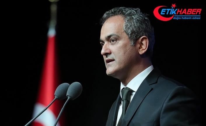 Milli Eğitim Bakanı Özer 'eğitimde 5 yaş grubuna' yönelik hedeflerin yeni yol haritasını açıkladı